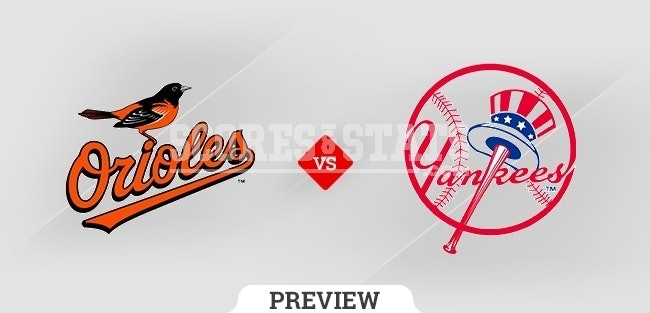 Orioles vs. Yankees Preview and Predictions