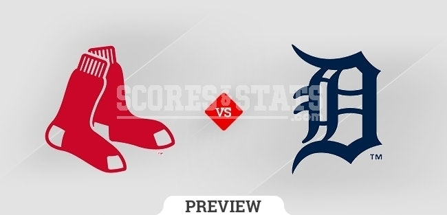 Red Sox vs. Tigers Preview and Predictions