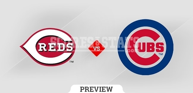 Pronostico Cubs vs Reds