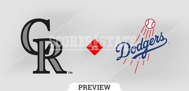 Rockies vs. Dodgers Preview and Predictions