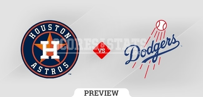 Astros vs. Dodgers Preview and Predictions
