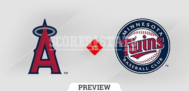 Angels vs. Twins Preview and Predictions