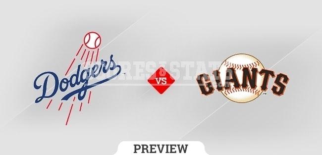 Pronostico Giants vs Dodgers