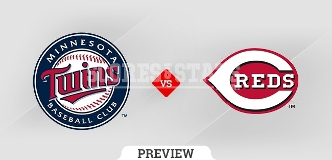 Twins vs. Reds Preview and Predictions