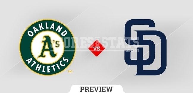 Pronostico Padres vs Athletics