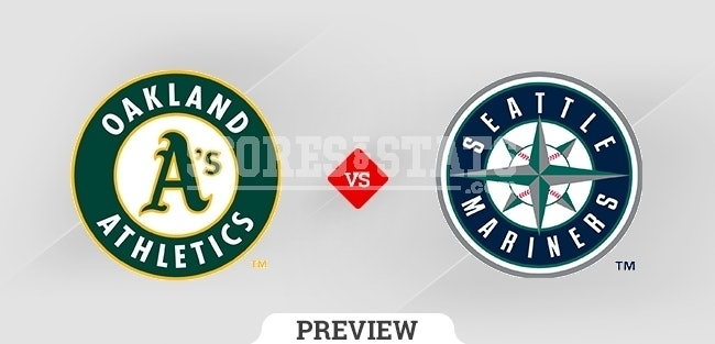 Athletics vs. Mariners Preview and Predictions