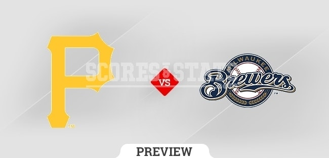 Pirates vs. Brewers Preview and Predictions