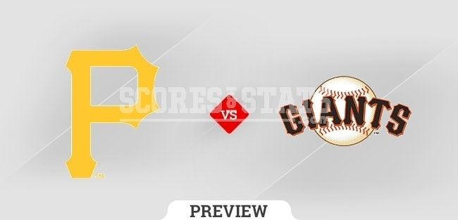 Pirates vs. Giants Preview and Predictions