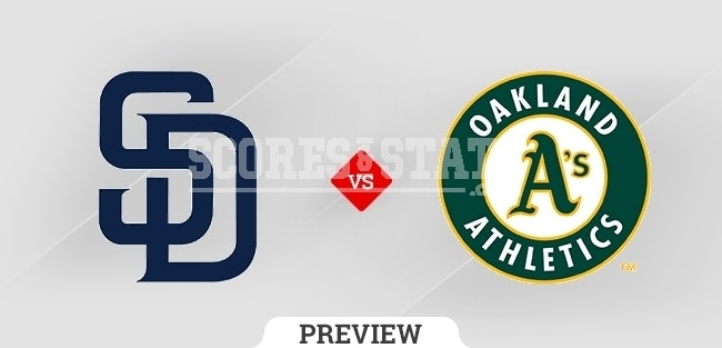 Padres vs. Athletics Preview and Predictions