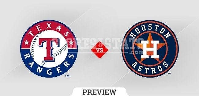 Rangers vs. Astros Preview and Predictions