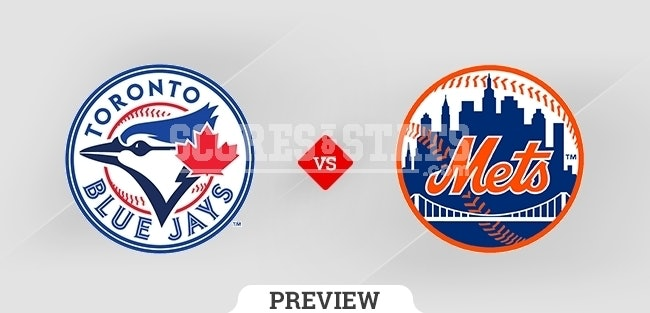 Blue Jays vs. Mets Preview and Predictions