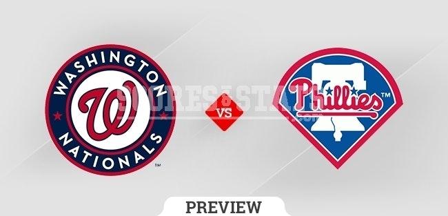 Pronostico Phillies vs Nationals
