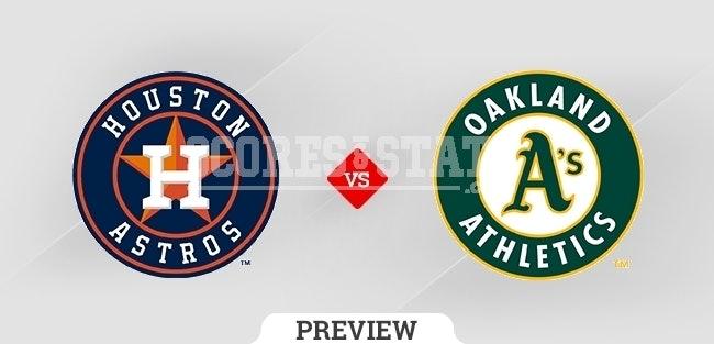 Houston Astros vs. Oakland Athletics Pick & Prediction SEP 26TH 2021