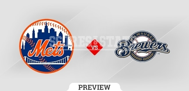 New York Mets vs. Milwaukee Brewers Pick & Prediction SEP 26TH 2021