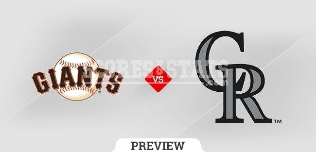 San Francisco Giants vs. Colorado Rockies Pick & Prediction SEP 26TH 2021