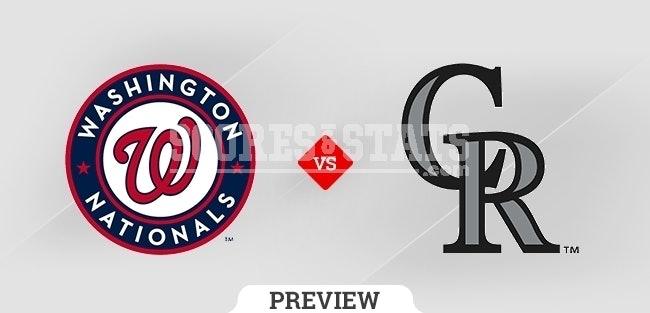 Washington Nationals vs. Colorado Rockies Pick & Prediction SEP 27TH 2021