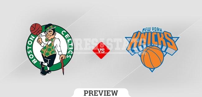 Palpite New York Knicks vs. Boston Celtics 20 Oct 2021