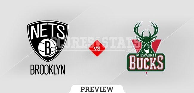 Brooklyn Nets vs. Milwaukee Bucks Pick & Prediction OCT 19TH 2021