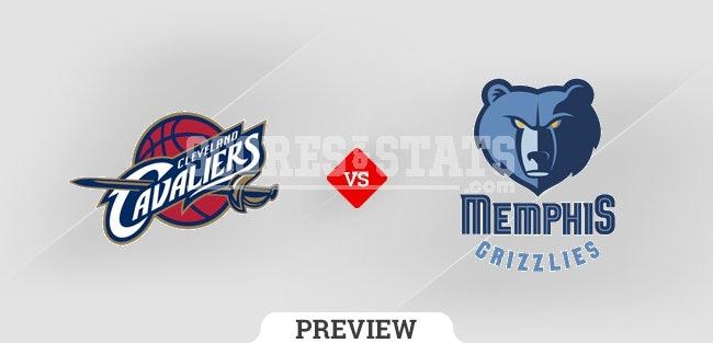 Palpite Memphis Grizzlies vs. Cleveland Cavaliers 20 Oct 2021