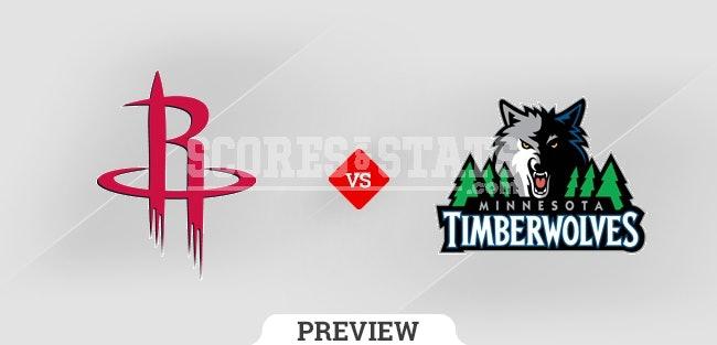 Palpite Minnesota Timberwolves vs. Houston Rockets 20 Oct 2021