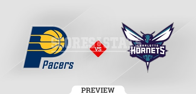 Palpite Charlotte Hornets vs. Indiana Pacers 20 Oct 2021