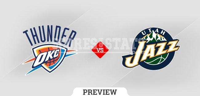 Palpite Utah Jazz vs. Oklahoma City Thunder 20 Oct 2021