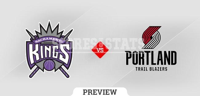 Palpite Portland Trail Blazers vs. Sacramento Kings 20 Oct 2021