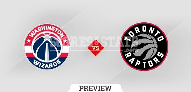Palpite Toronto Raptors vs. Washington Wizards 20 Oct 2021