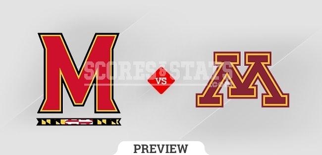 Palpite Minnesota Golden Gophers vs. Maryland Terrapins 23 Oct 2021