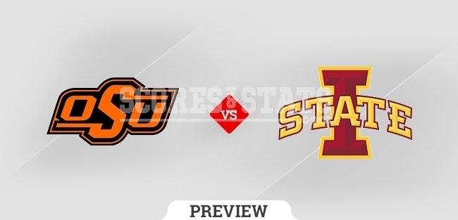 Palpite Iowa State Cyclones vs. Oklahoma State Cowboys 23 Oct 2021