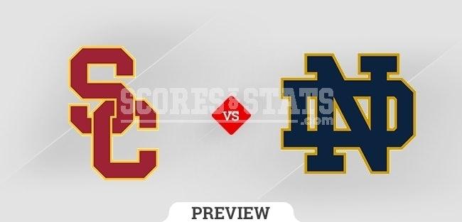 Palpite Notre Dame Fighting Irish vs. Southern California Trojans 23 Oct 2021