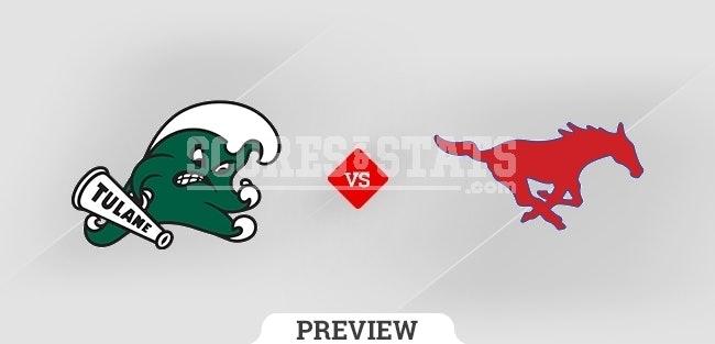 Palpite Southern Methodist Mustangs vs. Tulane Green Wave 21 Oct 2021