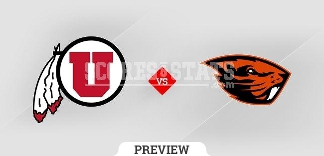 Palpite Oregon State Beavers vs. Utah Utes 23 Oct 2021