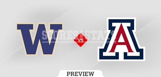 Palpite Arizona Wildcats vs. Washington Huskies 22 Oct 2021