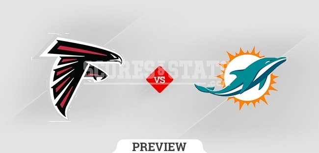 Palpite Miami Dolphins vs. Atlanta Falcons 24 Oct 2021