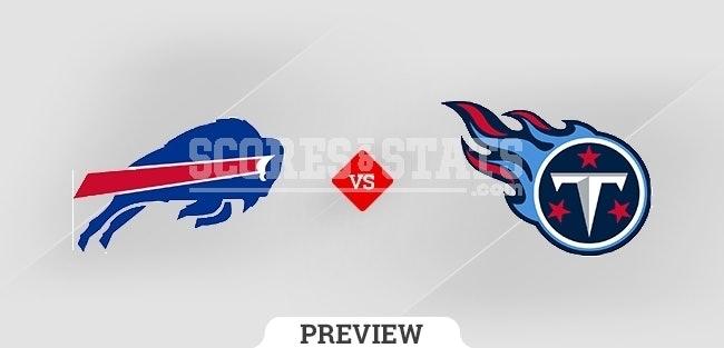 Buffalo Bills vs. Tennessee Titans Pick & Prediction OCT 18TH 2021