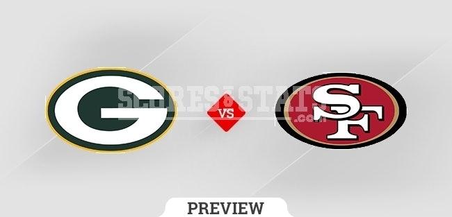 Green Bay Packers vs. San Francisco 49ers Pick & Prediction SEP 26TH 2021