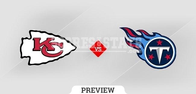 Palpite Tennessee Titans vs. Kansas City Chiefs 24 Oct 2021
