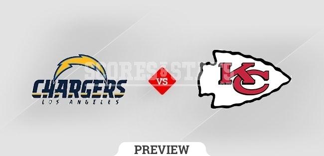 Los Angeles Chargers vs. Kansas City Chiefs Pick & Prediction SEP 26TH 2021