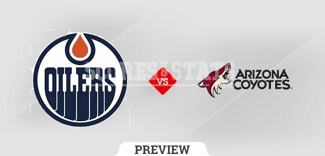 Palpite Arizona Coyotes vs. Edmonton Oilers 21 Oct 2021