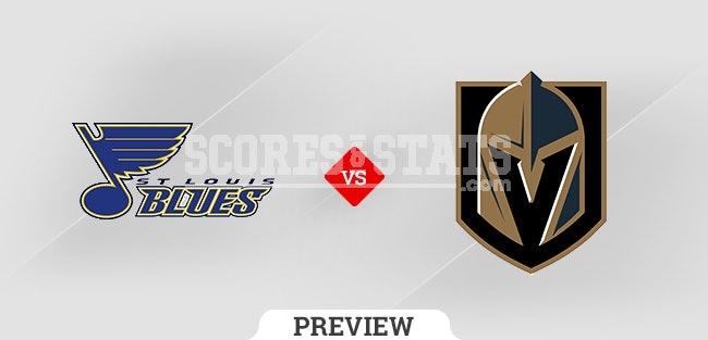Palpite Vegas Golden Knights vs. St. Louis Blues 20 Oct 2021