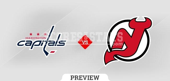 Palpite New Jersey Devils vs. Washington Capitals 21 Oct 2021
